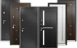 Металлические двери: куда их деть