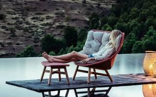 Эксклюзивная дизайнерская мебель, садовая мебель премиум класса
