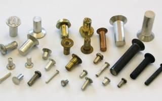 Резьбовые заклепки создают максимально надежную фиксацию в машиностроении и других серьезных материалах