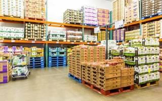 Особенности хранения овощей и фруктов