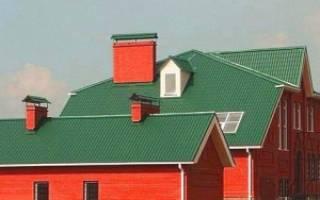 Укладка профлиста на крышу своими руками
