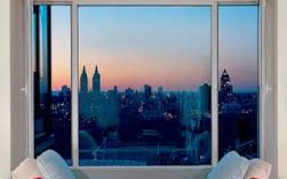 Максимальный размер металлопластикового окна