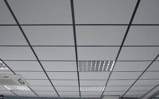 Панели потолочные с комплектующими армстронг технические характеристики