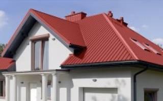 Профлист для крыши какой выбрать