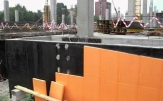 На что клеить пеноплекс к бетону?