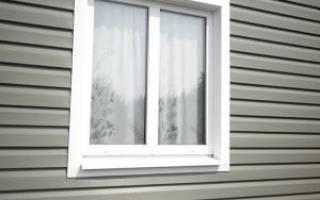 Установка наличников на окна сайдинг