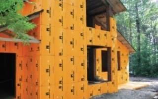 Как крепить пеноплекс к деревянной стене?