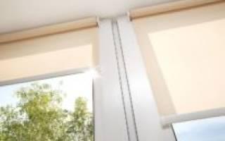 Тканевые жалюзи рулонные на окна