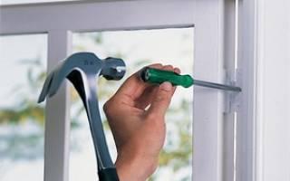 Можно ли отремонтировать пластиковые окна