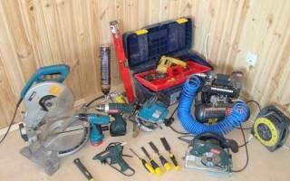 Какие инструменты нужны для установки межкомнатных дверей