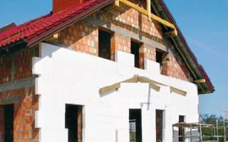 Отделка жилых домов пенопластом