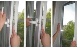 Неправильно закрыли пластиковое окно что делать