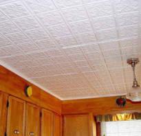 Потолочные панели для внутренней отделки из пенопласта