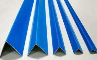 Как клеить пластиковые уголки на откосы