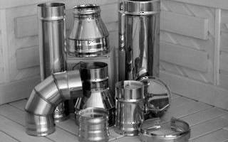 Особенности стальных воздуховодов и вентиляционных зонтов