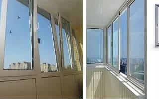 Чем лучше застеклить балкон пластиком или алюминием