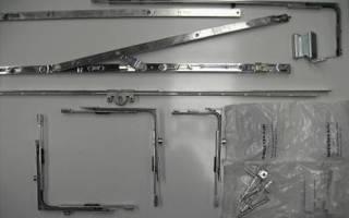 Фурнитура зигения ауби технические характеристики