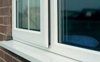Допустимые зазоры при установке пластиковых окон