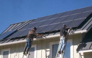Система отливов для крыши