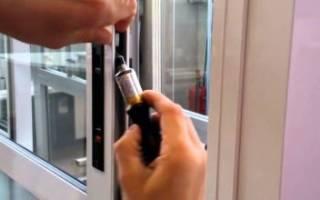 Ремонт пластиковых окон и дверей своими руками
