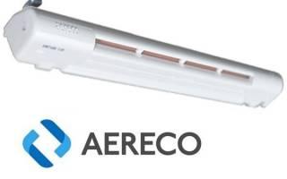 Клапаны вентиляции окон aereco