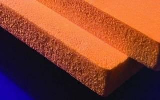 Экструдированный пенополистирол 50 мм характеристики