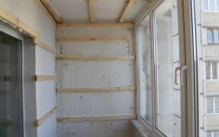 Как самому отремонтировать балкон