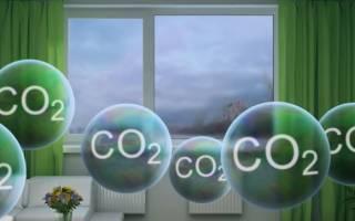 Климатический клапан для пластиковых окон