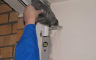 Технология установки окон ПВХ в кирпичных стенах