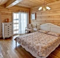 Отделка спальни деревом современный дизайн