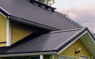 Расстояние между досками обрешетки крыши под профнастил