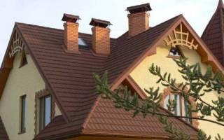 Как сделать сложную крышу своими руками