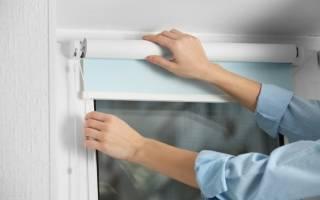 Как почистить рулонные шторы в домашних условиях?