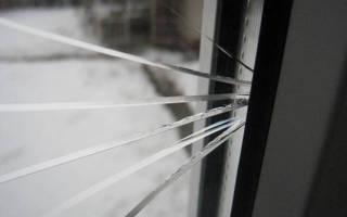 Разбили окно в квартире что делать