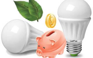 Преимущества и недостатки светодиодных светильников