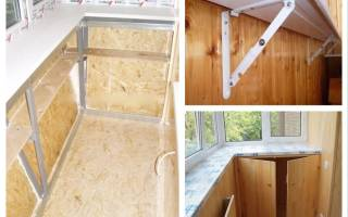 Как правильно установить подоконник на балконе