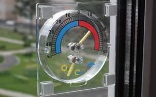 Как прикрепить термометр на присосках к стеклу?