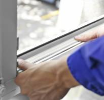 Установка нащельников на пластиковые окна