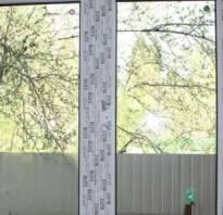 Вставка пластиковых окон в кирпичном доме