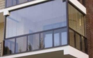 Как застеклить балкон своими руками