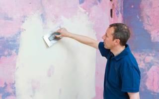 Можно ли наносить бетоноконтакт на краску?