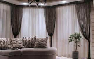 Как пошить красивые шторы своими руками?