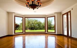 Размеры окон в частном доме по ГОСТу