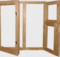 Как сделать форточку в деревянном окне