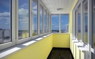 Как замерить балкон для остекления
