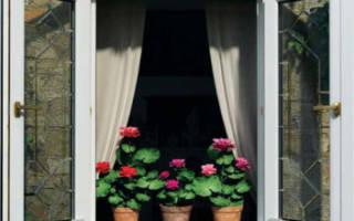 Как открыть окно ПВХ снаружи