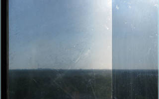 Наклейки на окно от солнца