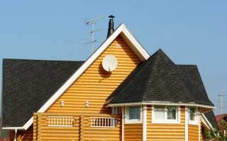 Крыша над эркером конструкция