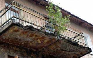 ТСЖ ремонт балконов