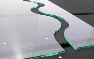 Как порезать каленое стекло в домашних условиях?